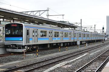 仙石線の205系