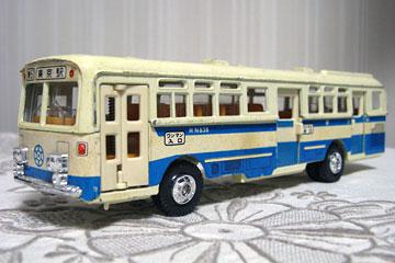 都バスのミニカー