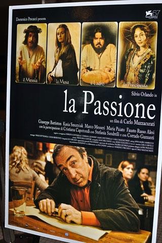 「La passione」