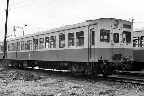 関東鉄道キハ902