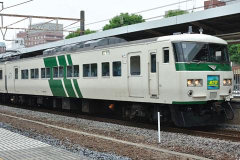 クハ185-115