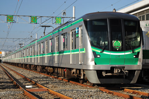 東京地下鉄16000系