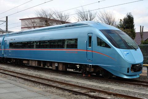 小田急電鉄クハ60553