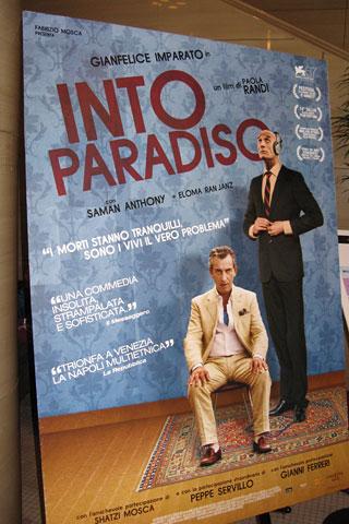 「Into Paradiso」