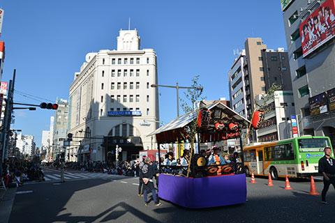 東京時代まつり