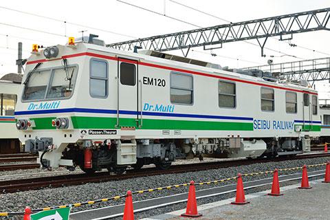西武鉄道Dr.Multi