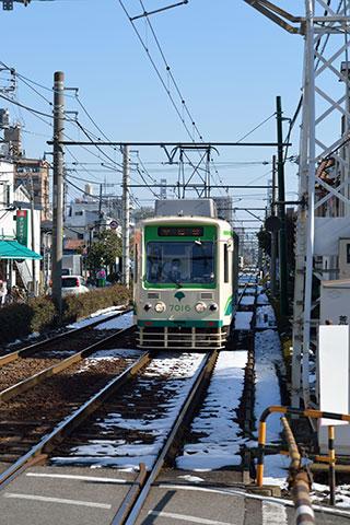 東京都交通局7016