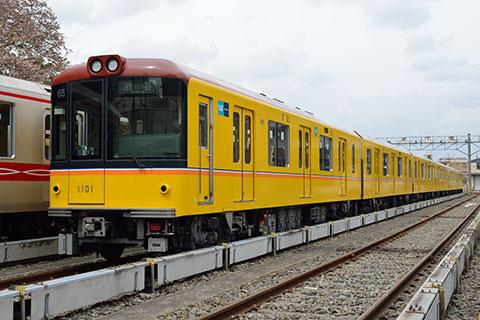 東京地下鉄1101他