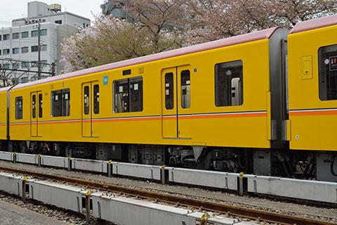 東京地下鉄1201