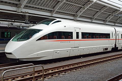 小田急電鉄デハ50901
