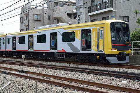 東京急行電鉄クハ4110