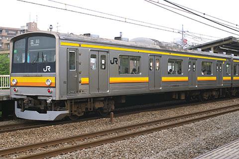 クハ205-25
