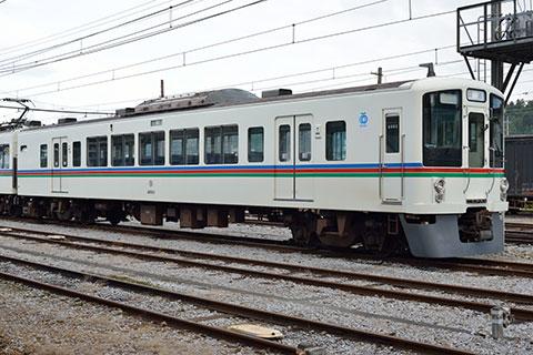 西武鉄道クハ4001