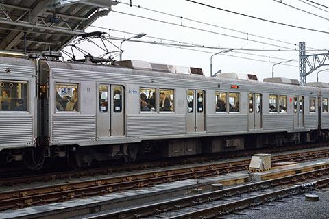 東京急行電鉄デハ8799