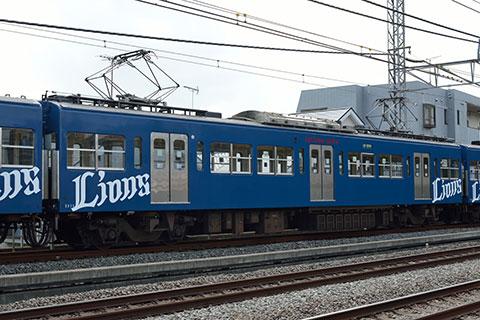 西武鉄道モハ3315