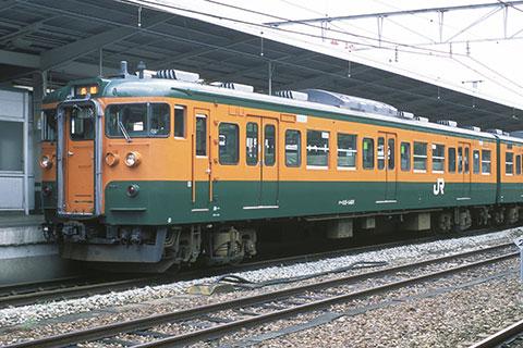 クハ115-1401