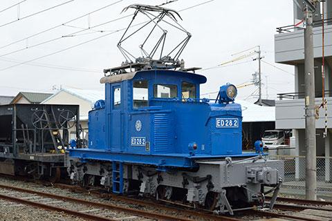 遠州鉄道ED28 2