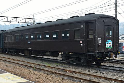 大井川鐵道オハフ33 215