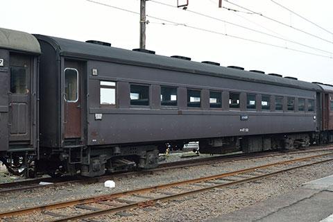 大井川鐵道オハ47 512