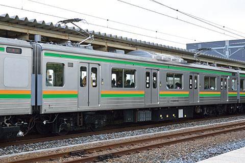 モハ205-612