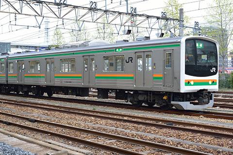 クハ204-608
