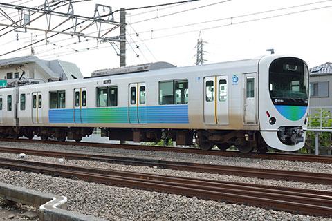 西武鉄道クハ38109