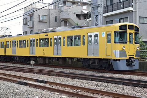 西武鉄道クハ2073