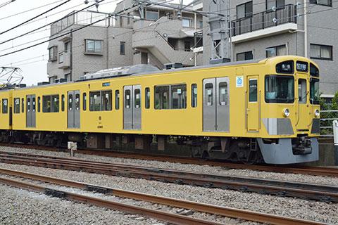西武鉄道クハ2085
