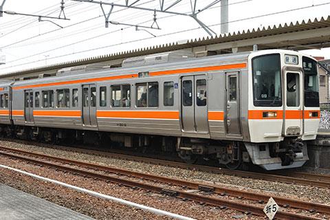 クハ310-13