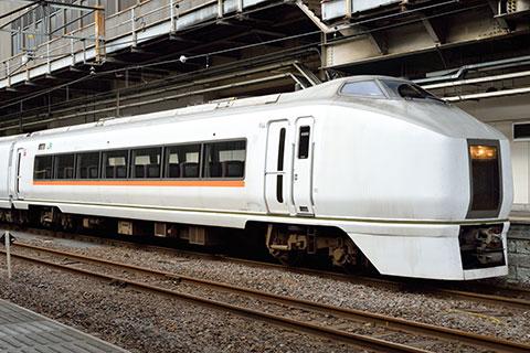 クハ651-1001