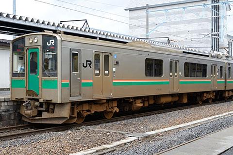 クハ700-5503