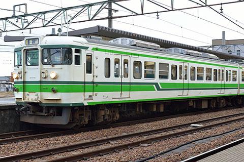 クハ115-613