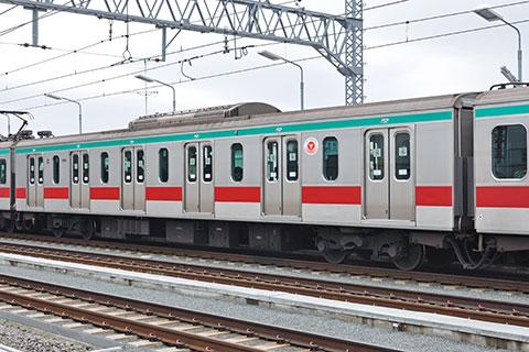 東京急行電鉄サハ5806