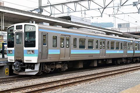 クハ210-1005