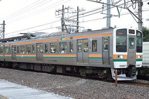 クモハ211-3052