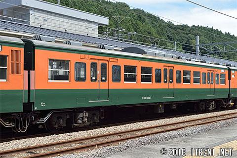 サハ115-1007