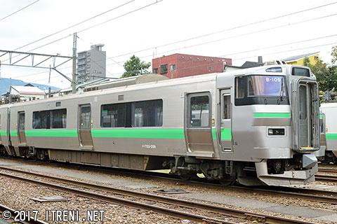 クハ733-209