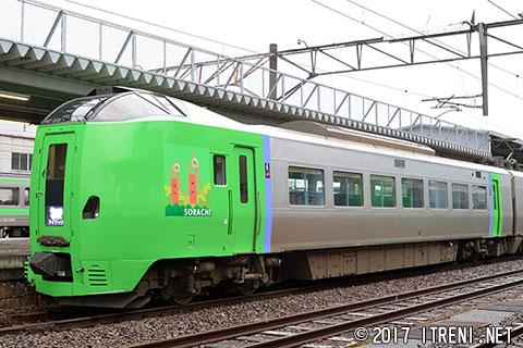 クハ789-205