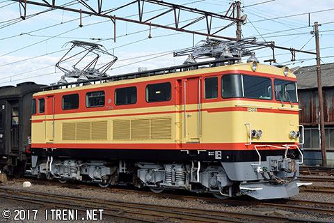 大井川鐵道E34