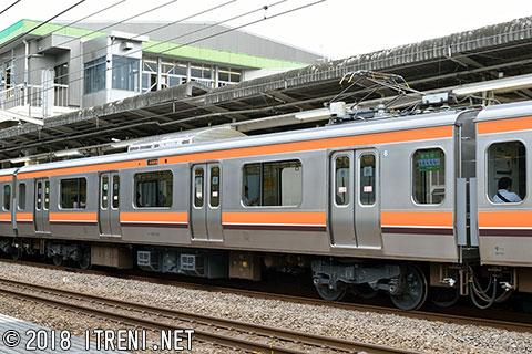 モハ209-512