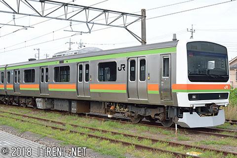 クハ208-3502