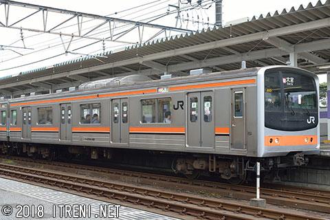 クハ204-149