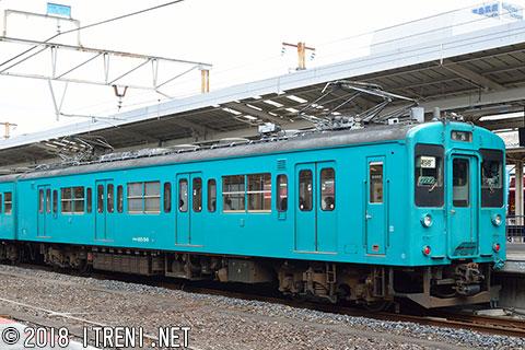 クモハ105-518