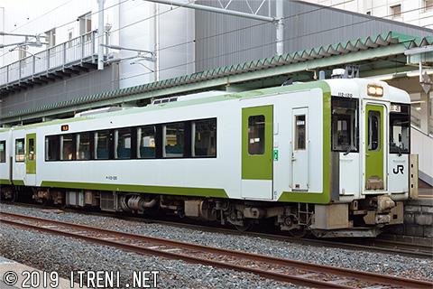 キハ112-120