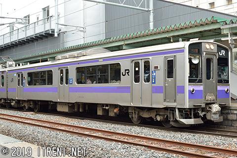 クハ700-1035