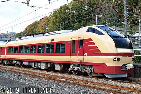 クハE653-1008