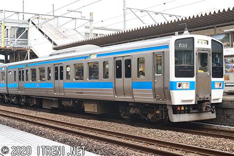 クハ411-1610