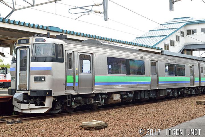 キハ201系通勤形気動車