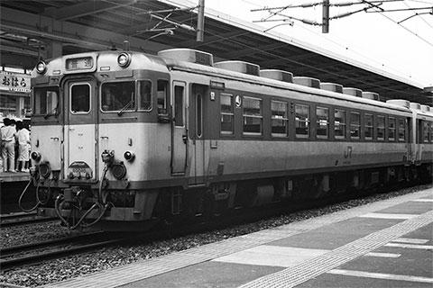 キハ65系急行形気動車|キハ65形(新製車)