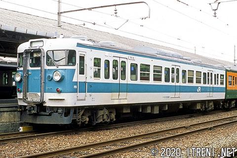 クハ111-5399